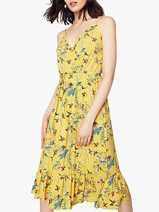 9f7866bf7118 Oasis Botanical Floral Dress