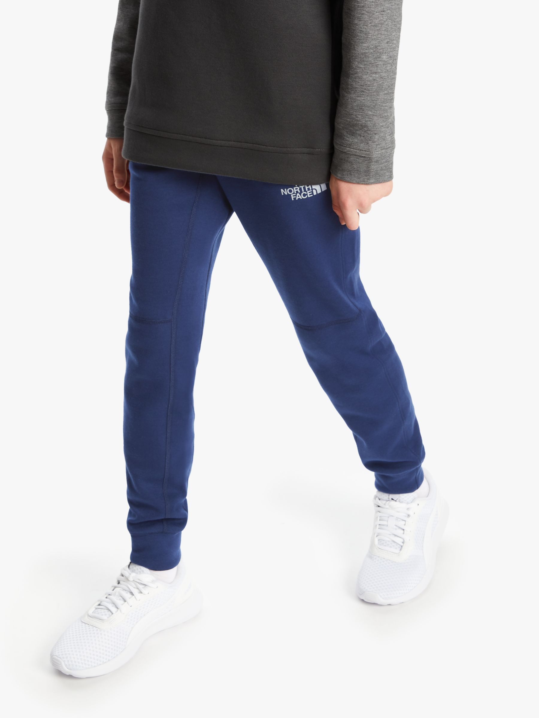 The North Face The North Face Boys' Cuffed Joggers, Navy