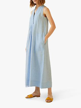 5cc8183da1f Jigsaw Linen Maxi Dress