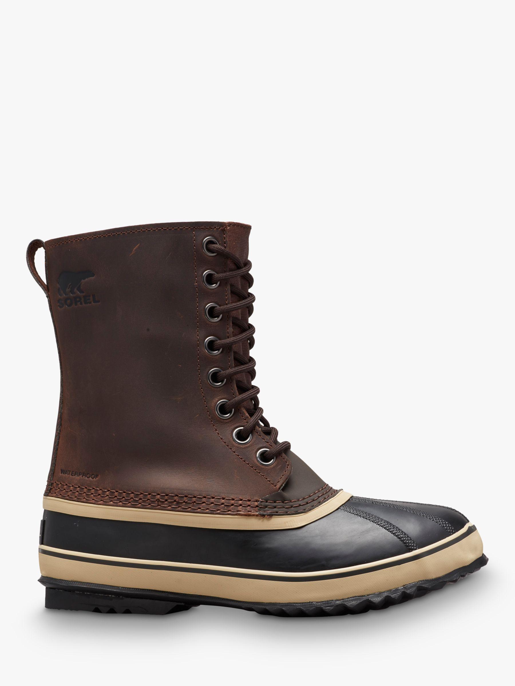 Sorel SORWL 1964 LTR Snow Boots, Tobacco