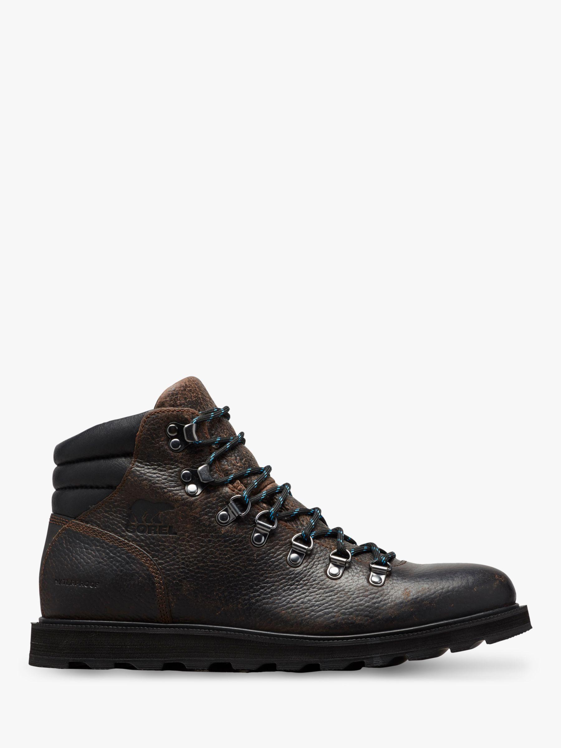 Sorel SOREL Madson Waterproof Hiker Boots, Tobacco