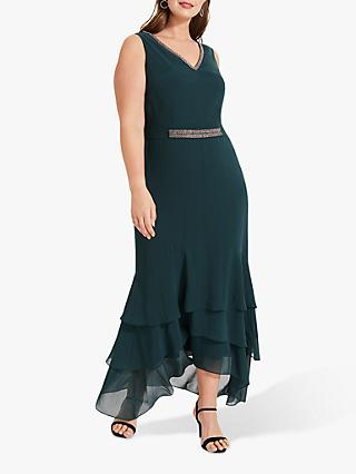 Studio 8 Valentina Maxi Dress, Pine