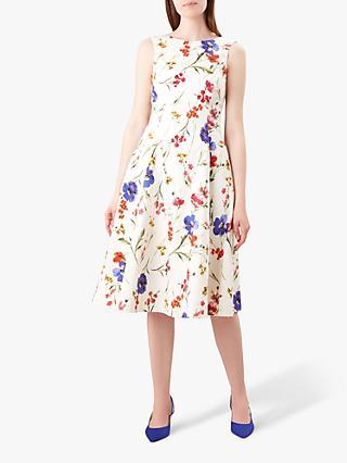 fde8dd9f32d Hobbs Cleo Floral Dress