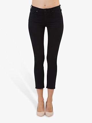 AG The Prima Cigarette Ankle Jeans, Night Shade