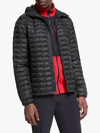 The North Face Thermoball Eco Men's Hooded Jacket, TNF Black Matte