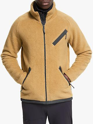 The North Face Cragmont Full Zip Fleece, Chipmunk Brown