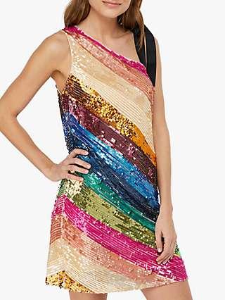 Monsoon Miki Dress, Multi