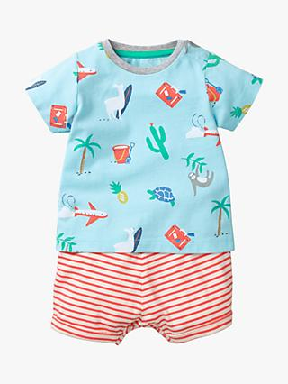b963f929 Baby Boy Clothes | Baby Boy Outfits | John Lewis & Partners