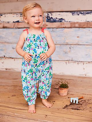 a8fcfcefba50 Baby & Toddler Rompers & Playsuits | John Lewis & Partners