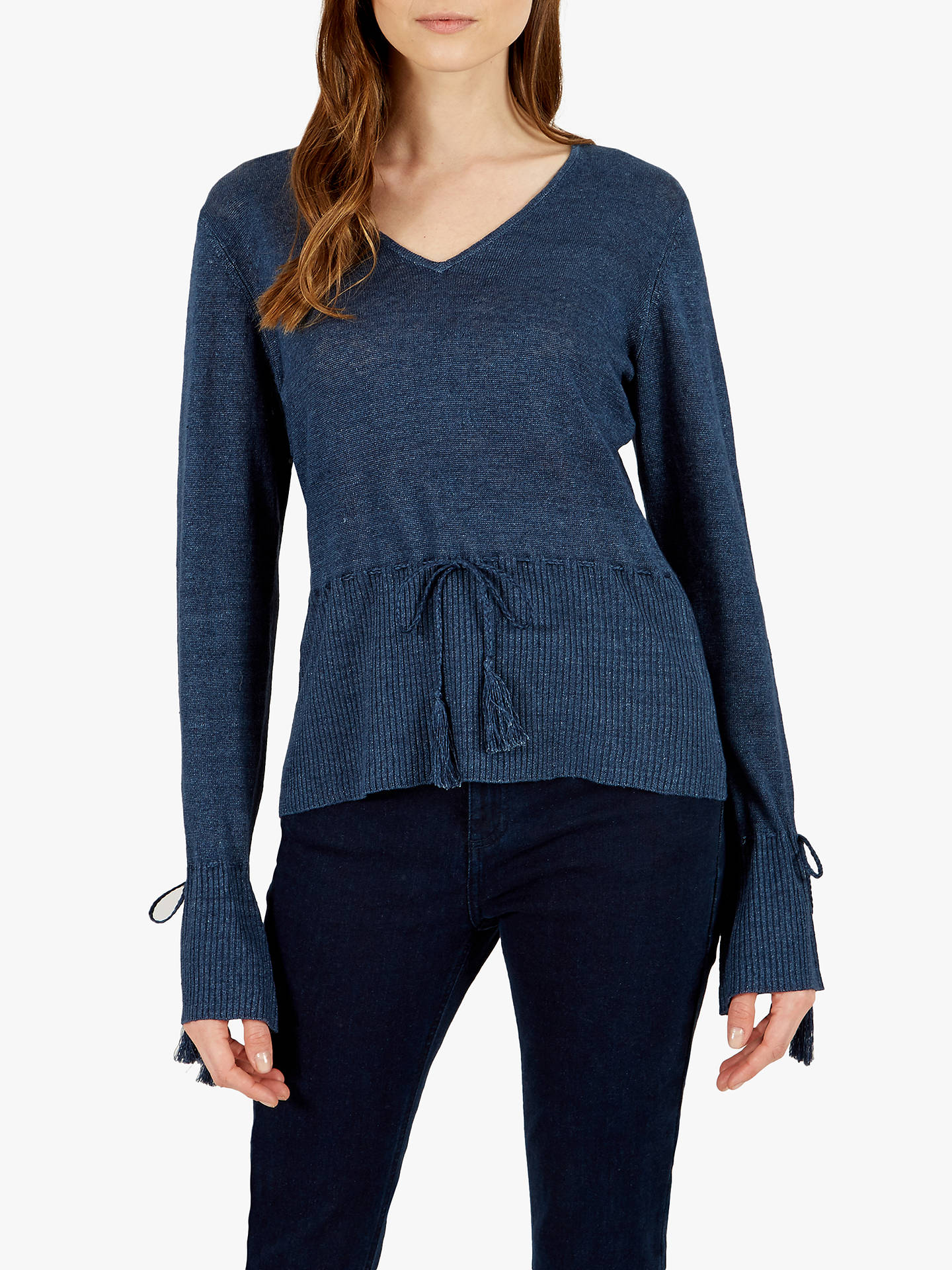 87012043f610 Buy Jaeger Rouched Knit Jumper