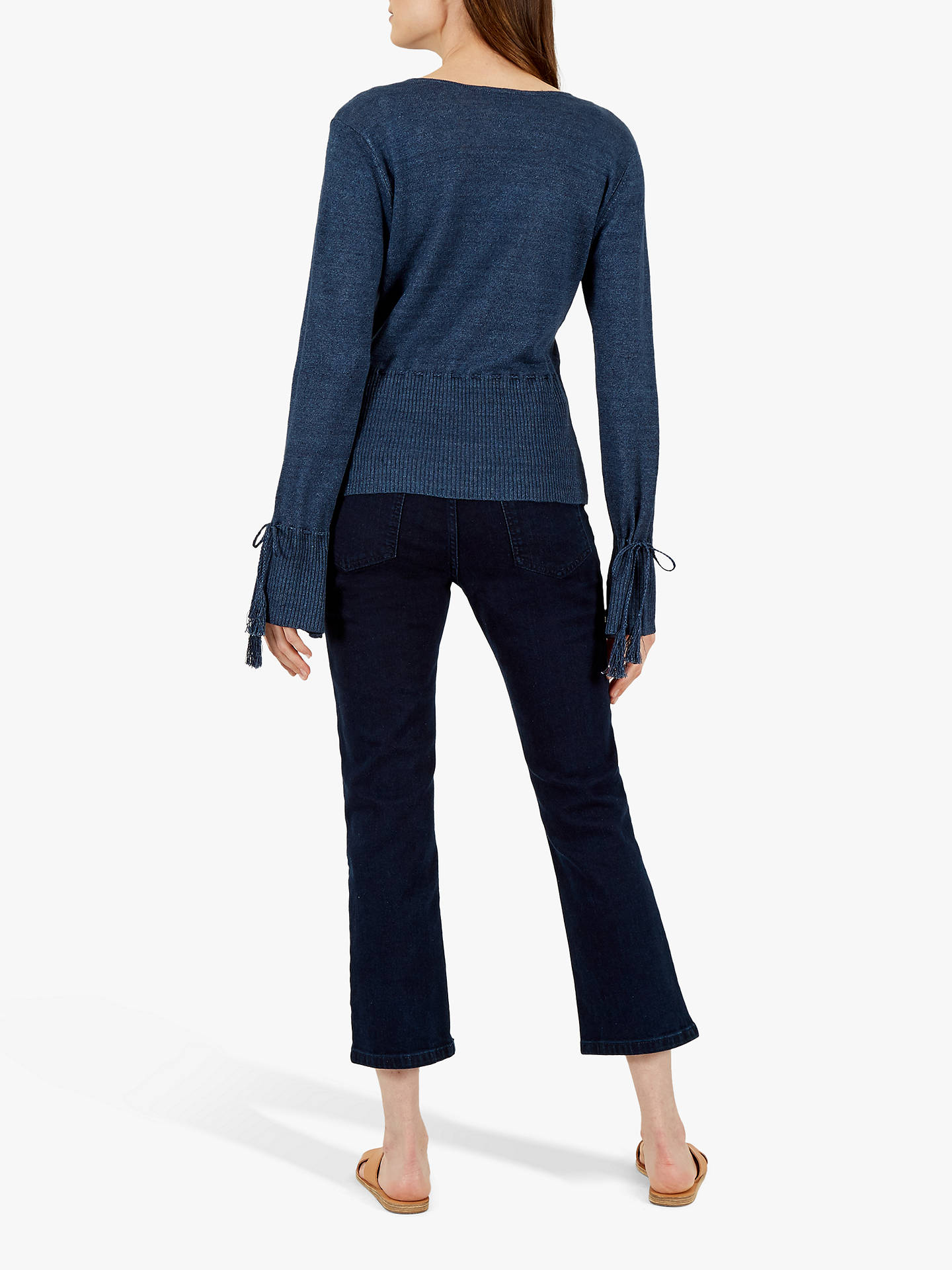 3a81a2a1397a ... Buy Jaeger Rouched Knit Jumper