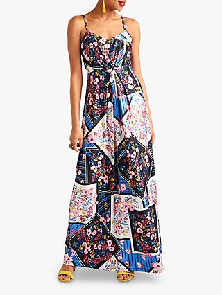 Yumi Floral Maxi Dress, Multi
