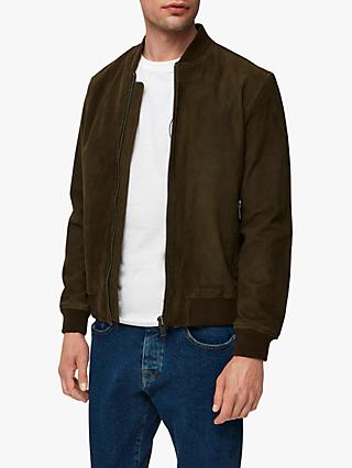 d600870f277 Men's Jackets & Coats | Leather, Blazer, Bomber, Linen | John Lewis