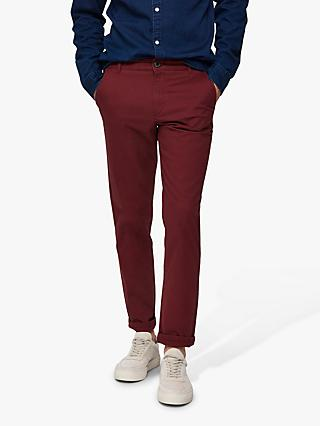 SELECTED HOMME Straight Paris Chinos