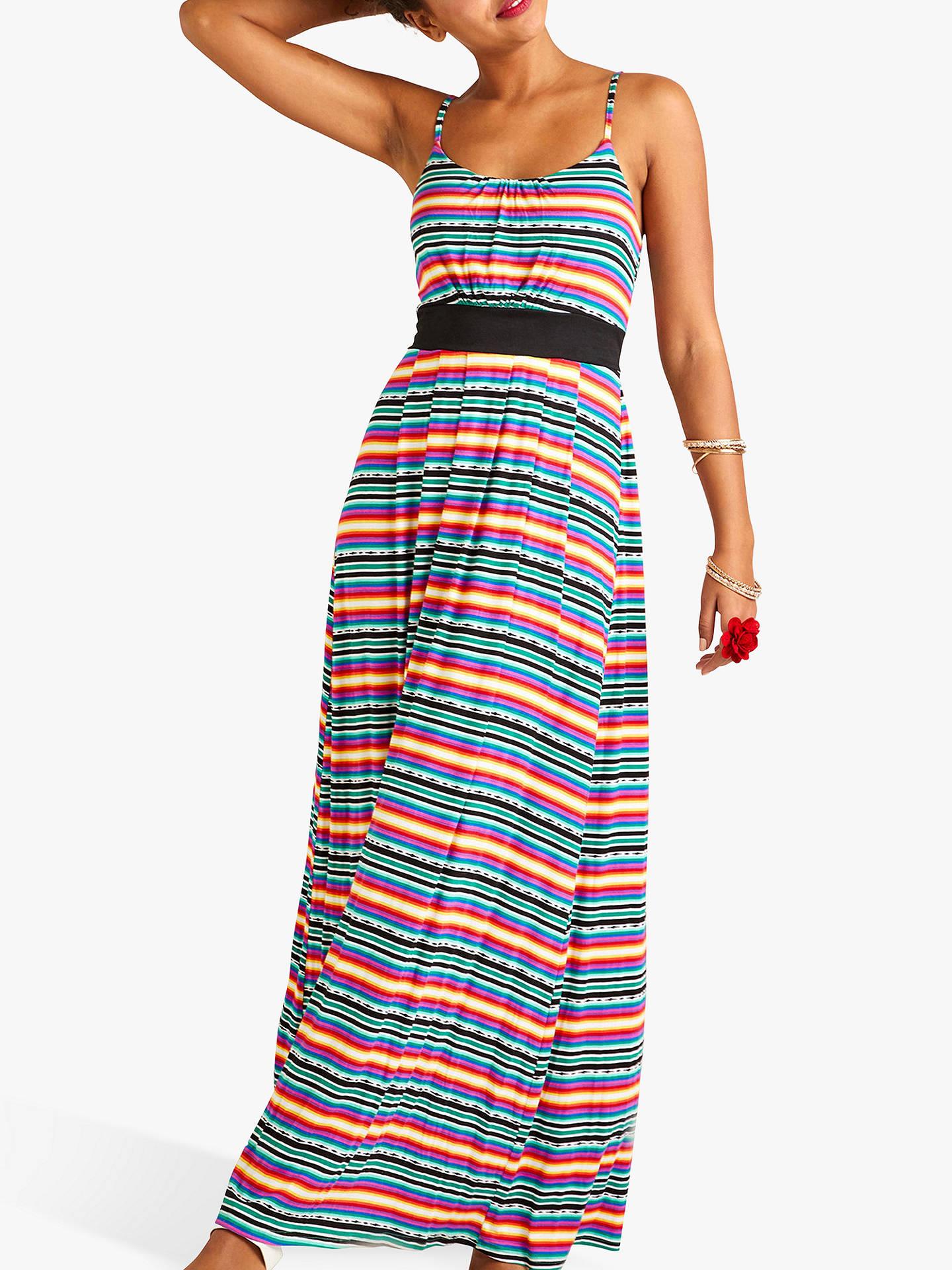 55ff5006ce9 Buy Yumi Mexican Jersey Stripe Maxi Dress