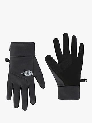 The North Face Etip Women's Gloves, TNF Black Heather