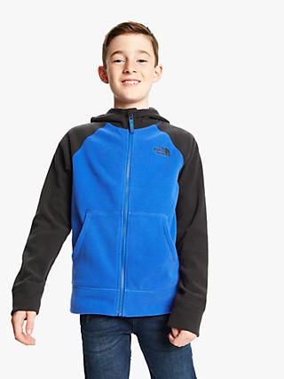 804409530496a The North Face Boys' Glacier Zip Through Hoodie, ...