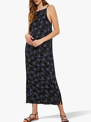 2a012d8d700 Mint Velvet Eleanor Star Print Dress
