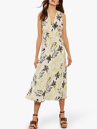 0904d6649a4 Mint Velvet Olive Printed Dress