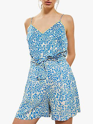 a1d1688a6c3117 Mint Velvet Scarlett Leopard Cami Top