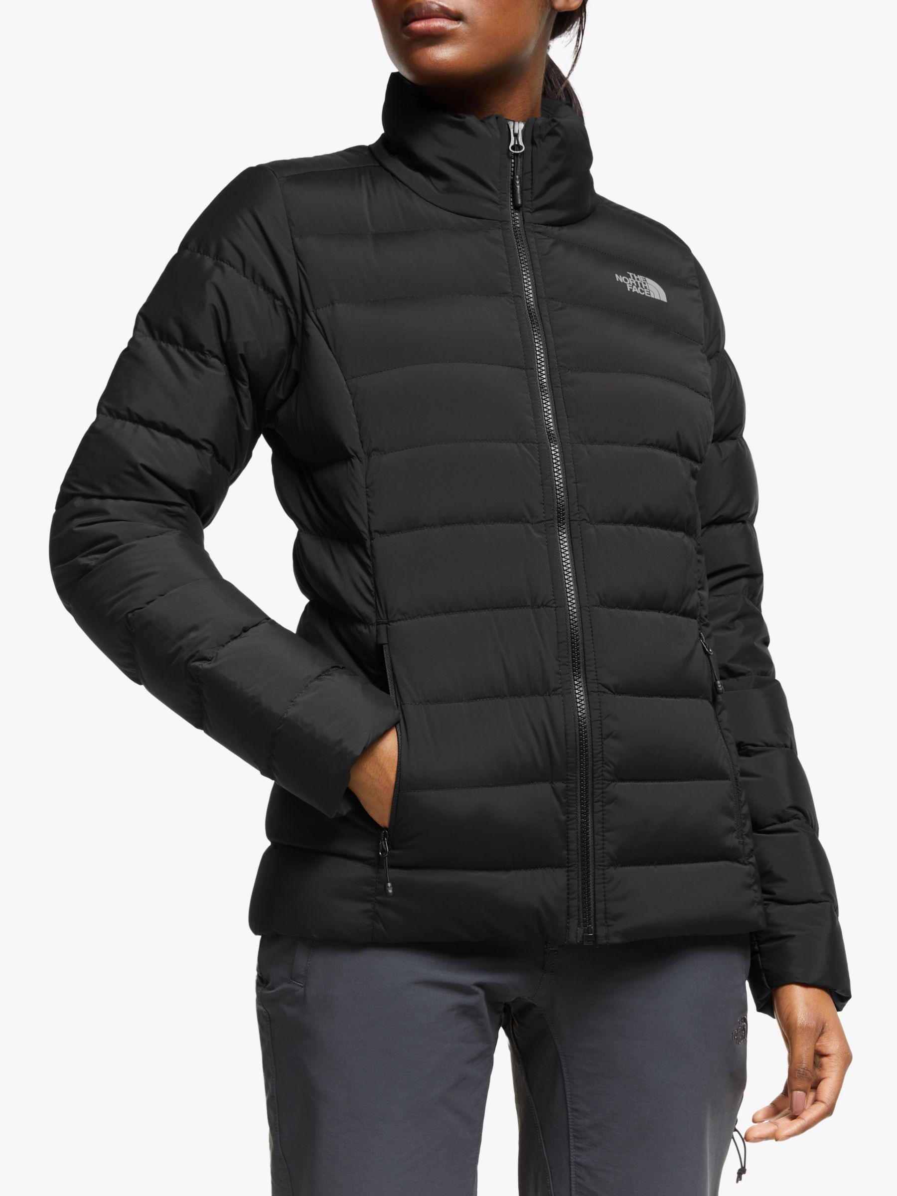 The North Face The North Face Stretch Down Women's Jacket, TNF Black