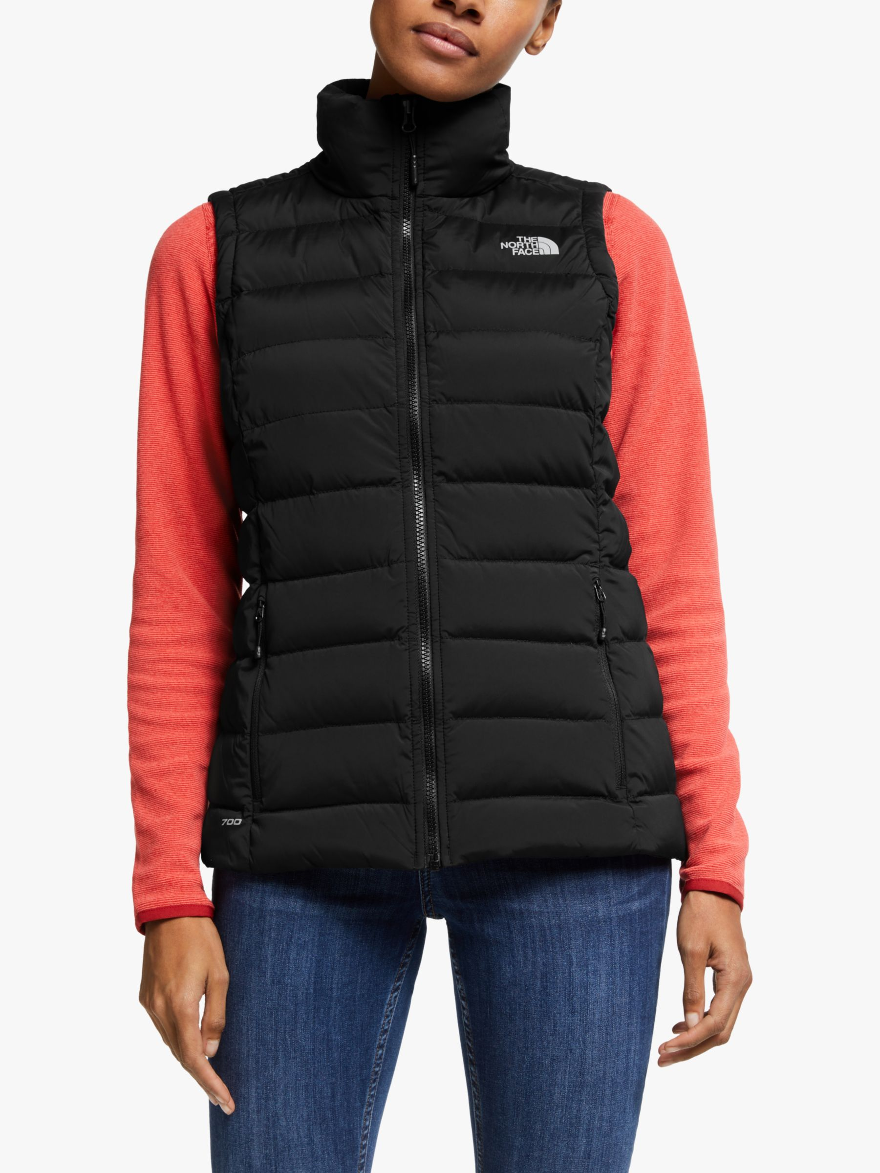 The North Face The North Face Stretch Down Women's Gilet, TNF Black
