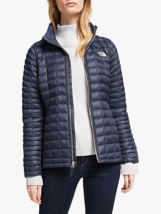The North Face Women's Thermoball Eco Hooded Jacket, Urban Navy