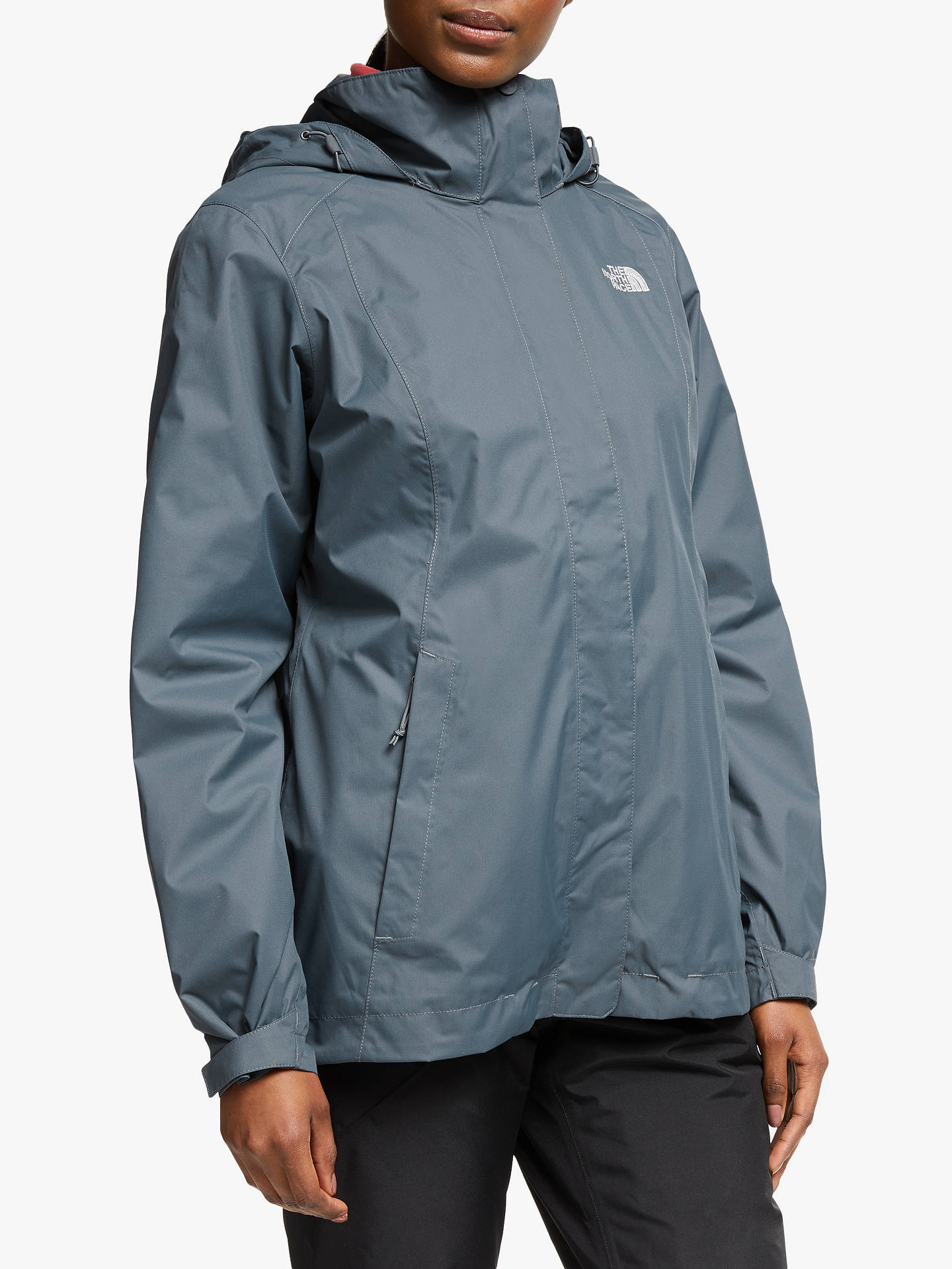 4cddffd16 The North Face Evolve II Triclimate 3-in-1 Waterproof Women's Jacket,  Vanadis Grey/Radiant Orange