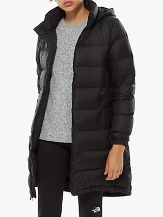 The North Face Women's Metropolis Parka III Jacket, TNF Black