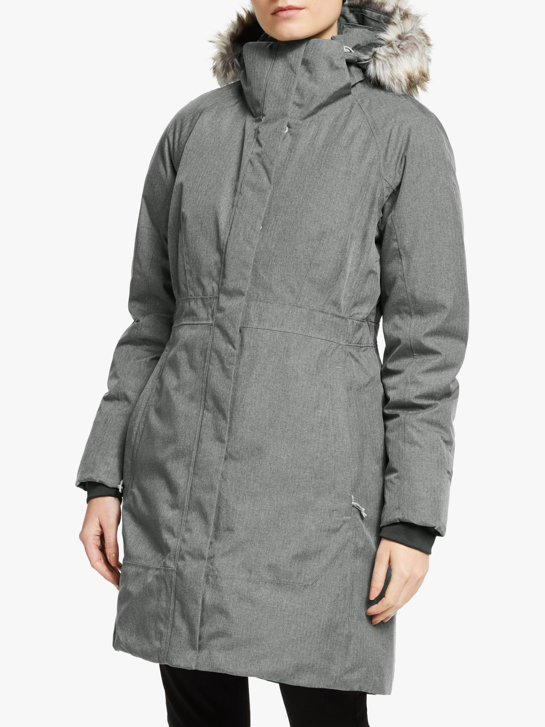 The North Face The North Face Arctic II Women's Waterproof Parka, TNF Medium Grey Heather