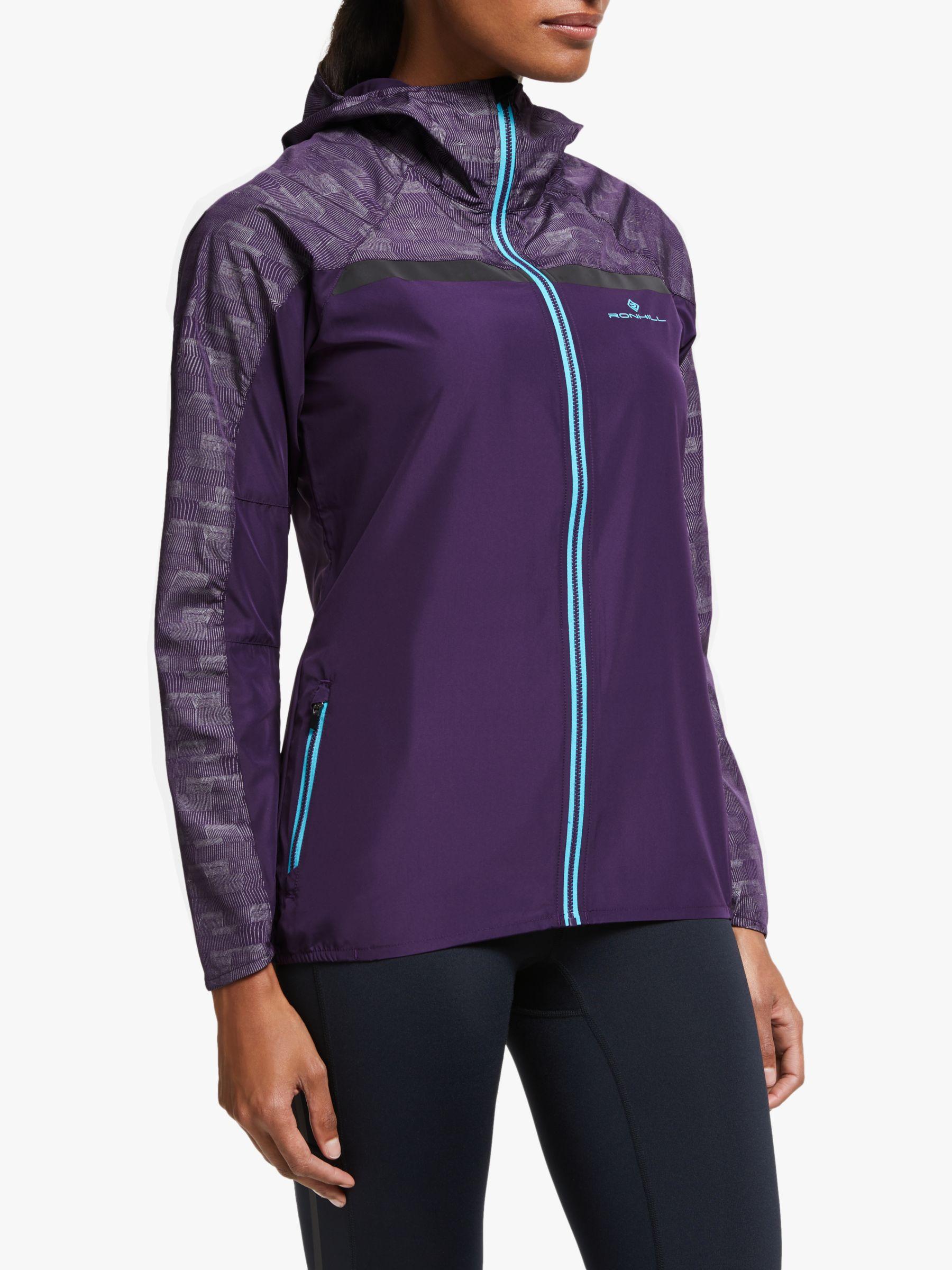 Asics Womens Running Jacket Full Zip Water /& Wind Resistant Coat Hi Viz Yellow