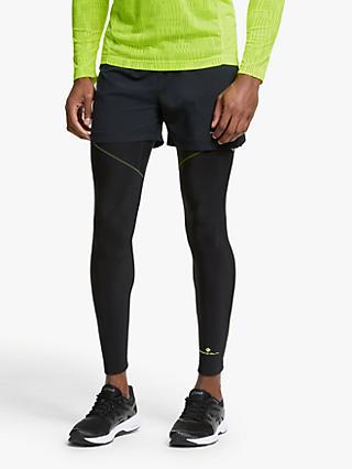 mens asics short tights