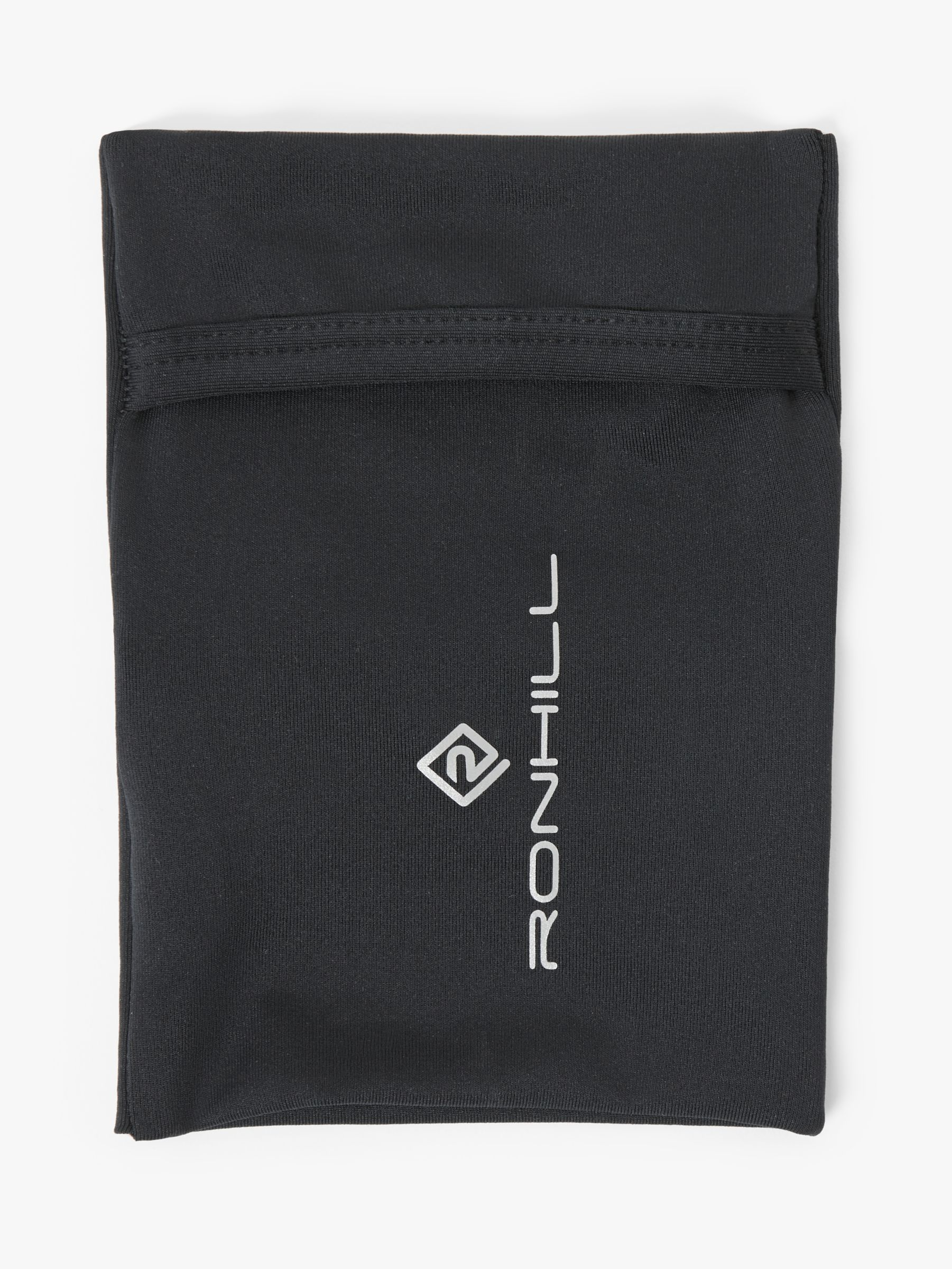 Ronhill Ronhill Stretch Arm Pocket, All Black