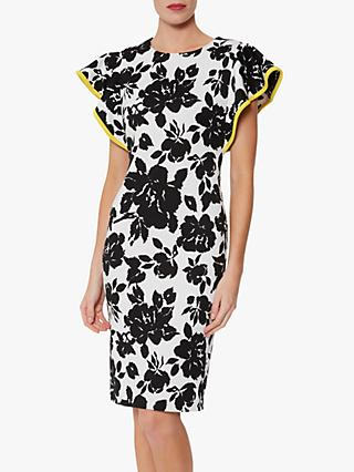 99f8cc26fb8 Gina Bacconi Citana Floral Tailored Dress