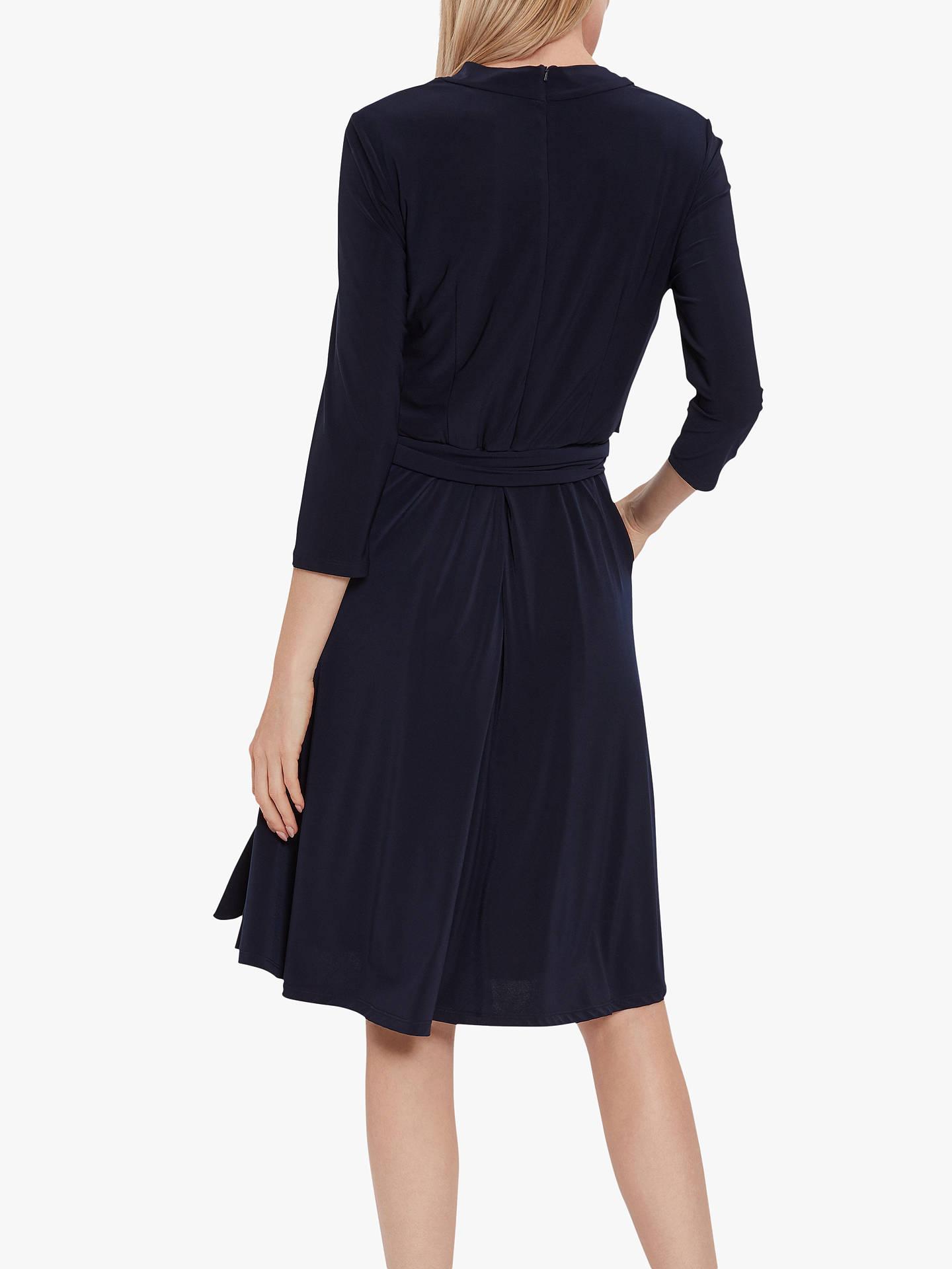 26817f01f7 Gina Bacconi Sable Jersey Dress at John Lewis   Partners