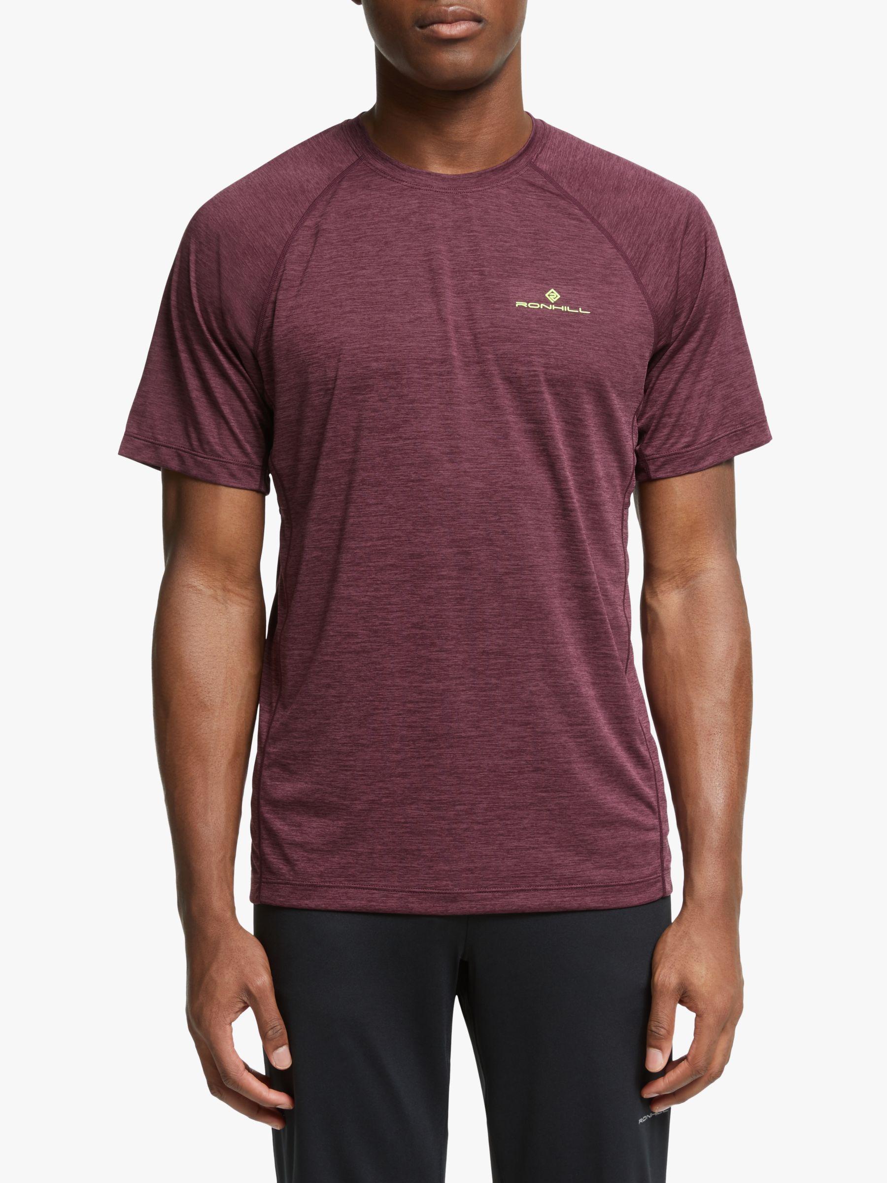 Ronhill Mens Mens Momentum S//S Tee Short Sleeve T-Shirts