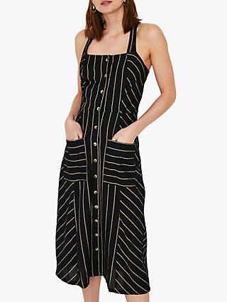 c106e4b1ec4 Warehouse Pinstripe Dress