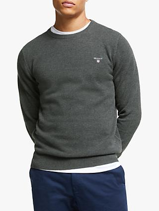 GANT Casual Cotton Piqué Sweatshirt