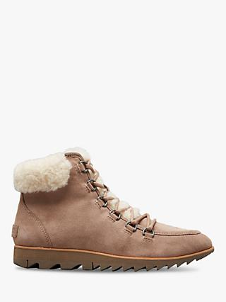 Sorel Harlow Lace Up Snow Boots