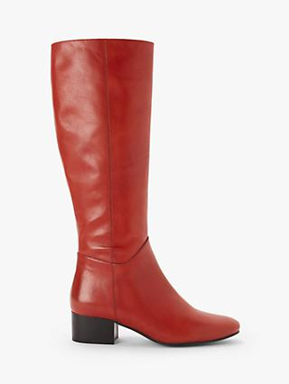 Kin Tammi Leather Knee Boots