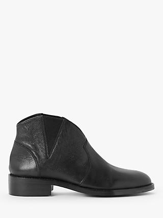 AND/OR Pepe Leather Chelsea Boots, Black