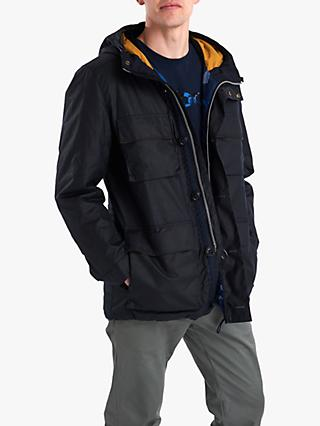 Barbour National Trust Blar Wax Jacket, Navy