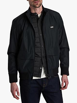Barbour International Broad Jacket, Black