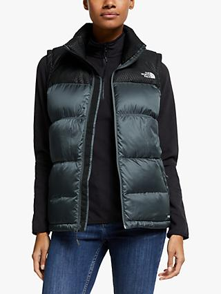 The North Face Nevero Down Women's Insulated Gilet, Vanadis Grey