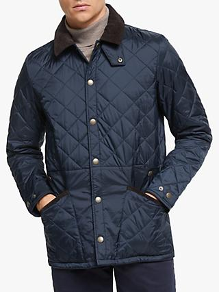 Barbour Liddesdale Quilted Jacket, Navy