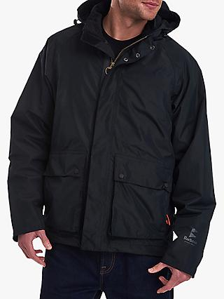 Barbour Cirrus Jacket, Black