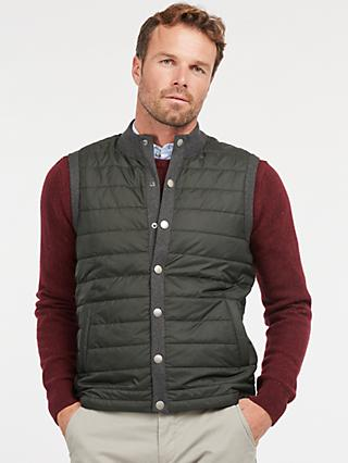 Barbour Essential Gilet, Charcoal