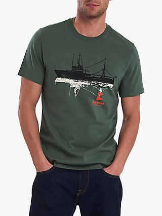 Barbour Lowestoft T-Shirt, Green