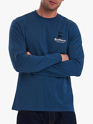 Barbour Souter Long Sleeve T-Shirt