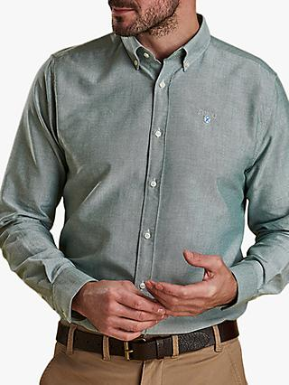 Barbour Long Sleeve Oxford Shirt